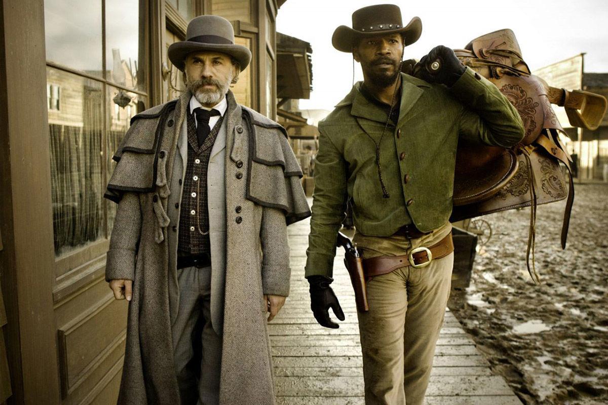 Nespoutaný Django (Django Unchained)