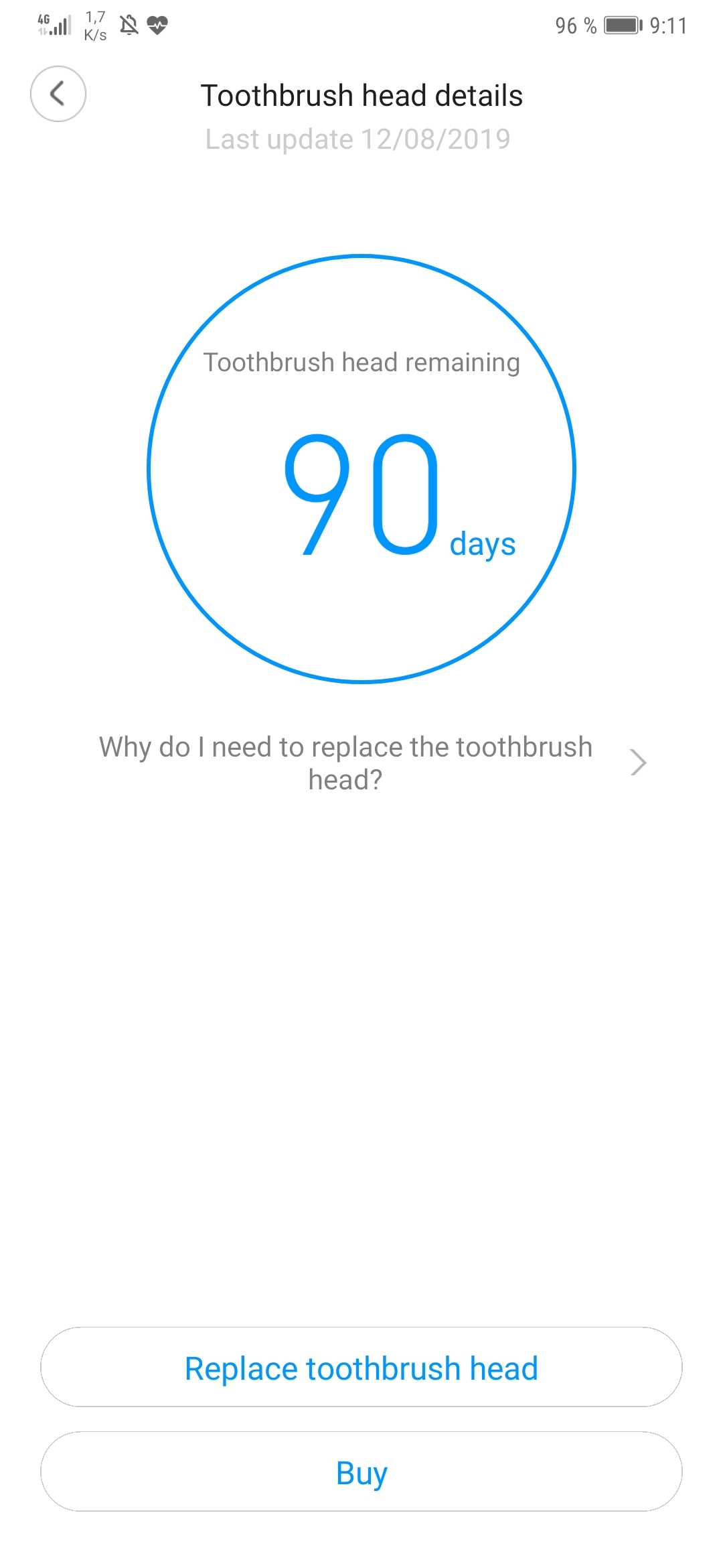 Xiaomi Mi Sonic Electric Toothbrush
